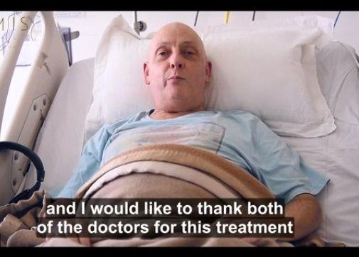 Hsct patient Jacobus